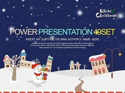 애니2_White Christmas_0623(바니피티)