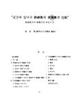 """"""" 넋굿에 있어서 강신무와 세습무의 비교 """" - 황해도굿과 진도굿을 중심으로 - (A comparative study on spritualistic sharman's dance and he.."""