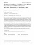 합성무기복합체 조성변화에 따른 모의 LiCl 염폐기물의 탈염소화/고형화 (Dechlorination/Solidification of LiCl Waste by Using a Synthetic Inorganic Comp..