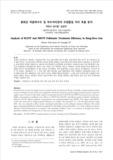 봉화군 마을하수도 및 하수처리장의 오염물질 처리 효율 분석 (Analysis of RCSTP And MWTP Pollutants Treatment Efficiency in Bong-Hwa Gun)