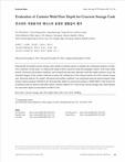 Evaluation of Canister Weld Flaw Depth for Concrete Storage Cask (콘크리트 저장용기의 캐니스터 용접부 결함깊이 평가)