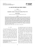 GC-MS에 의한 폴리코사놀 유화액의 정량분석