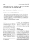 Application of Comprehensive 2D GC-MS and APPI FT-ICR MS for More Complete Understanding of Ch..