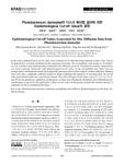 Photobacterium damselae의 디스크 확산법 결과에 대한 Epidemiological Cut-off Value의 결정 (Epidemiological Cut-off Values Generated for ..
