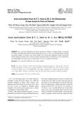 Ixora auricularis Chun & F. C. How ex W. C. Ko: 베트남 미기록종 (Ixora auricularis Chun & F. C. How ex W. C. Ko (Rubiaceae): A ..