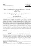 미용실 조도환경이 고객의 만족도와 재방문 및 추천의도에 미치는 영향 (A Study on the Effects of Beauty Salon Illuminance on Customers` Satisfaction and..