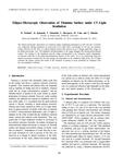 Ellipso-Microscopic Observation of Titanium Surface under UV-Light Irradiation