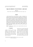Usage and satisfaction of bed cloth fabrics: a reality study