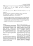 """Analysis of Glycerol with Isolation of Endogenous Interferences Using """"Dilute and Shoot"""" Strategy and High-Resolution Ma.."""