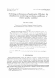 Switching performances of multivarite VSI chart for simultaneous monitoring correlation coefficients of related quality ..