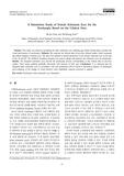 임상데이터에 근거한 여성 노안 모형안의 전산모사 연구 (A Simulation Study of Female Schematic Eyes for the Presbyopia Based on the Clinical Data..