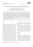 호흡 알코올 농도에 따른 원거리 정적 입체시 변화 (Changes in Distance Static Stereopsis with Breath Alcohol Concentration) (Changes in Distan..