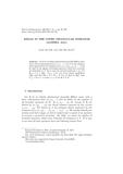 IDEALS IN THE UPPER TRIANGULAR OPERATOR ALGEBRA ALGL