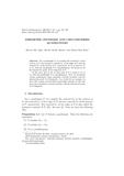 PERIMETER CENTROIDS AND CIRCUMSCRIBED QUADRANGLES
