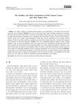 사용기한이 지난 소프트콘택트렌즈의 안정성 및 안전성 평가 (The Stability and Safety Evaluations of Soft Contact Lenses past their Expiry Date) (Th..