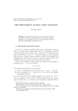 THE ORIENTABILITY OF REAL TORIC MANIFOLDS