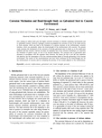 Corrosion Mechanism and Bond-Strength Study on Galvanized Steel in Concrete Environment