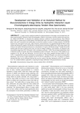Development and Validation of an Analytical Method for Glucuronolactone in Energy Drinks by Hydrophilic Interaction Liqu..