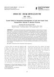 전북권내 냉장·냉동식품 유통차량 온도관리 현황 (Current State for Temperature Management of Cold and Frozen Food Transportation Vehicles in J..