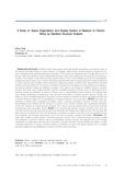 역사계 박물관의 내러티브 구조분석에 의한 공간구성 및 전시체계에 관한연구 (A Study on Space Organization and Display System of Museum of Historic Relics ..