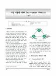 기업 적용을 위한 Enterprise Web2.0