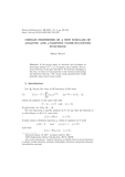 CERTAIN PROPERTIES OF A NEW SUBCLASS OF ANALYTIC AND p-VALENTLY CLOSE-TO-CONVEX FUNCTIONS