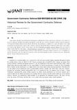 Government Contractor Defense(정부계약자항변)에 대한 연혁적 고찰 (Historical Review for the Government Contractor Defense) (Historical ..