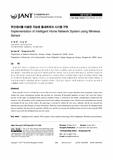 무선센서를 이용한 지능형 홈네트워크 시스템 구현 (Implementation of Intelligent Home Network System using Wireless Sensor) (Implementation of ..