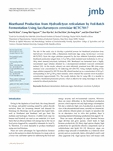 Bioethanol Production from Hydrodictyon reticulatum by Fed-Batch Fermentation Using Saccharomyces cerevisiae KCTC7017