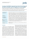Screening of Anti-Biofilm Compounds from Marine-Derived Fungi and the Effects of Secalonic Acid D on Staphylococcus aure..