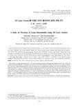 3D Laser Scanner를 이용한 대규모 불연속면의 굴곡도 측정 연구 (A study on Waviness of Large Discontinuity using 3D Laser Scanner) (A study o..