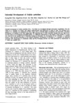 Research Articles : Sclerotial development of Grifola umbellata