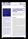 The role of habitual physical activity on arterial stiffness in elderly Individuals: a systematic review and meta-analys..
