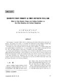 논문 : 칩브레이커의 형상과 절삭조반이 (切削條件) 칩 절단과 표면거칠기에 미치는 영향 (Effect of Chip Breaker Shape and Cutting Condition on the Chip Breakin..