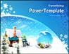 눈사람의 마을 템플릿_애니형_504TGp