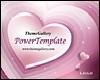 러블리한 핑크 하트 템플릿_P207TGpx