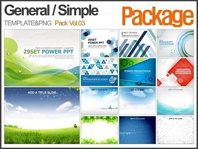 GENERAL/SIMPLE 패키지+PNG아이콘 Pack Vol.03_좋은피티
