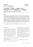 Assessment of REDD+ Suitable Area for Sustainable Forest Management in Paraguay