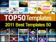 [한정판]Top50템플릿2011